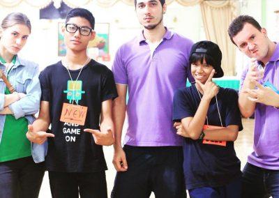 Student English Camp 11
