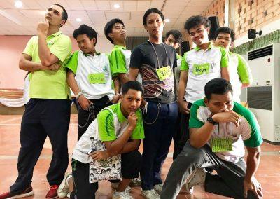 Student English Camp 18