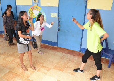 Teacher English Camp 18