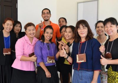 Teacher English Camp 5